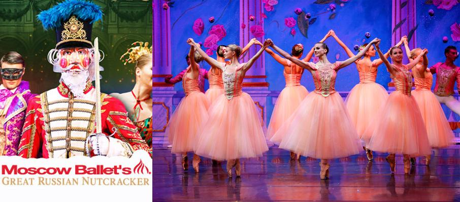 Moscow Ballet's Great Russian Nutcracker at Kings Theatre