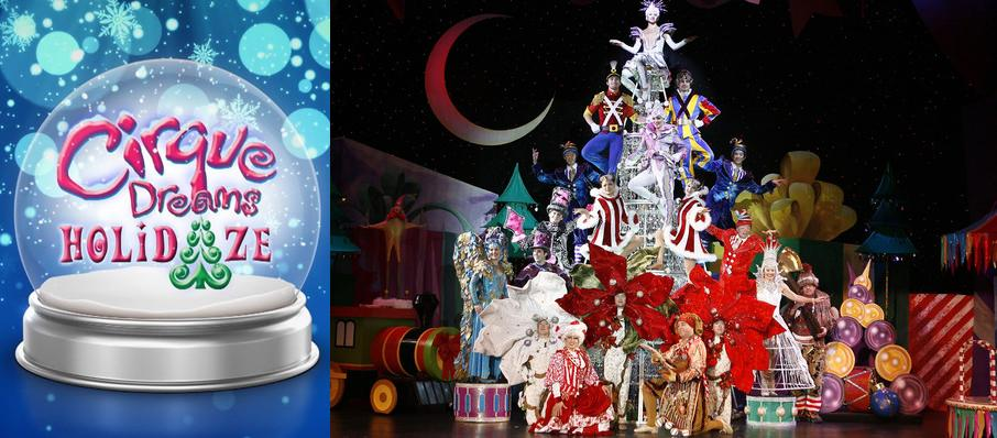 Cirque Dreams Holidaze at Kings Theatre