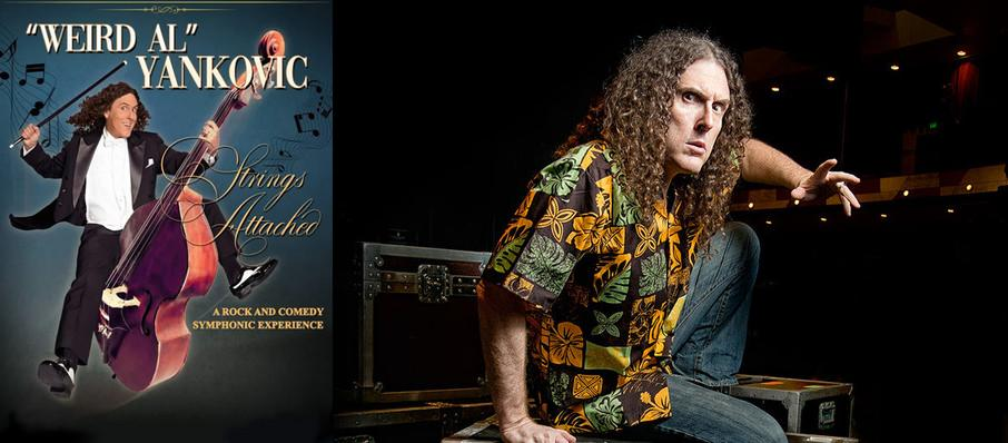 Weird Al Yankovic at West Side Tennis Club