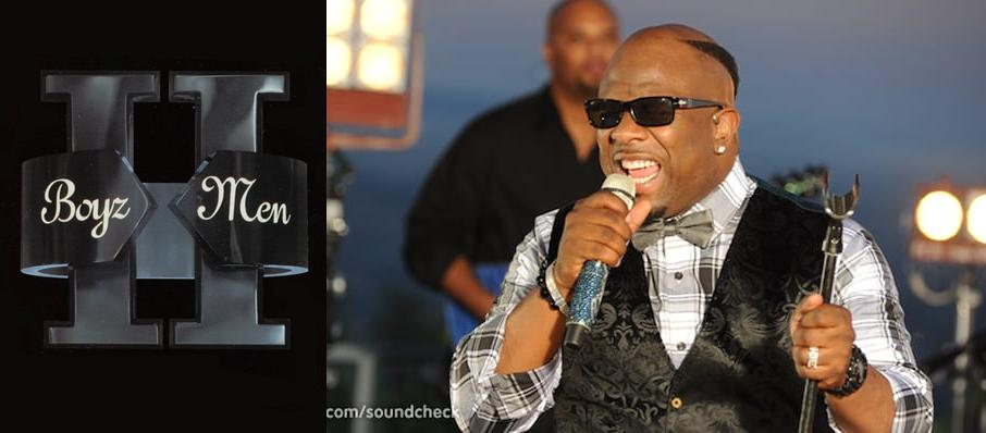 Boyz II Men at Amphitheater at Coney Island Boardwalk