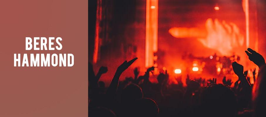 Beres Hammond at Amphitheater at Coney Island Boardwalk