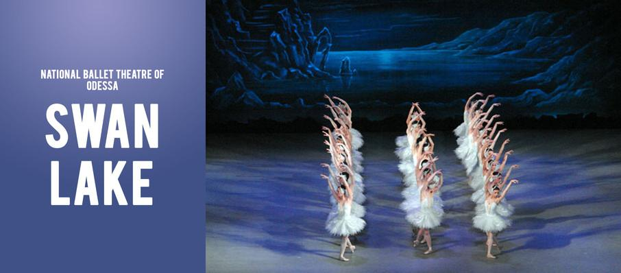 National Ballet Theatre of Odessa - Swan Lake at Kings Theatre
