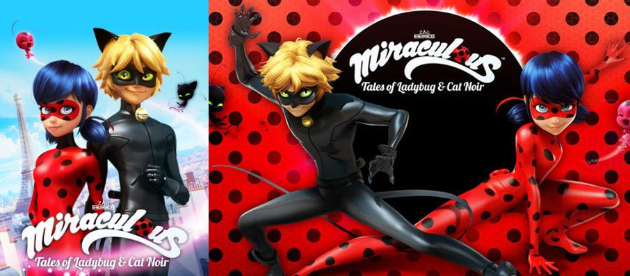 Miraculous - Tales of Ladybug and Cat Noir at Kings Theatre