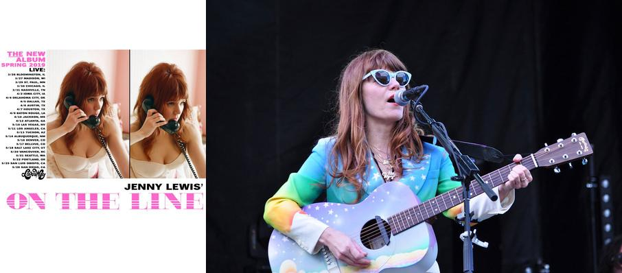 Jenny Lewis at Kings Theatre