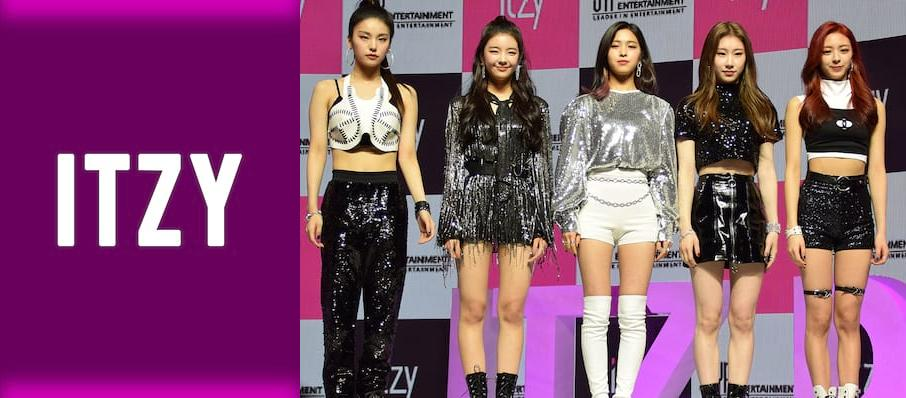 Itzy at Kings Theatre