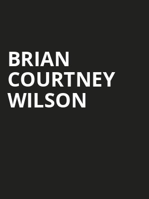 Brian Courtney Wilson at Knitting Factory Concert House Brooklyn
