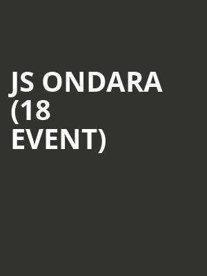 JS Ondara (18+ Event) at Music Hall Of Williamsburg