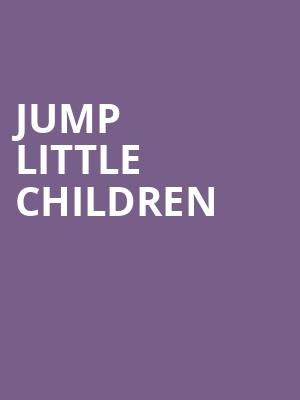 Jump Little Children at Knitting Factory Concert House Brooklyn