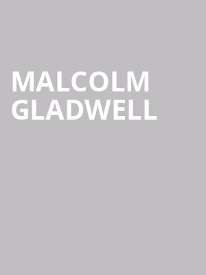 Malcolm Gladwell at Kings Theatre