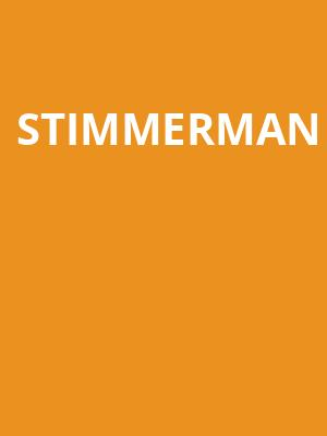 Stimmerman at Knitting Factory Concert House Brooklyn