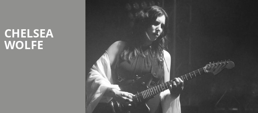 Chelsea Wolfe, Brooklyn Steel, Brooklyn