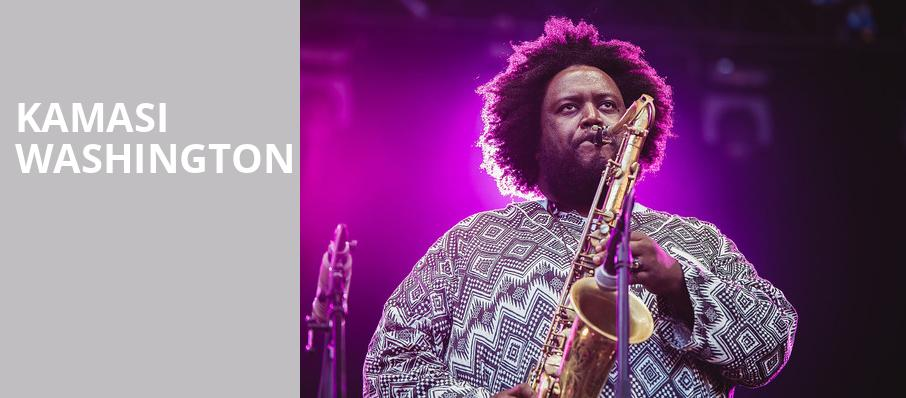 Kamasi Washington, Kings Theatre, Brooklyn