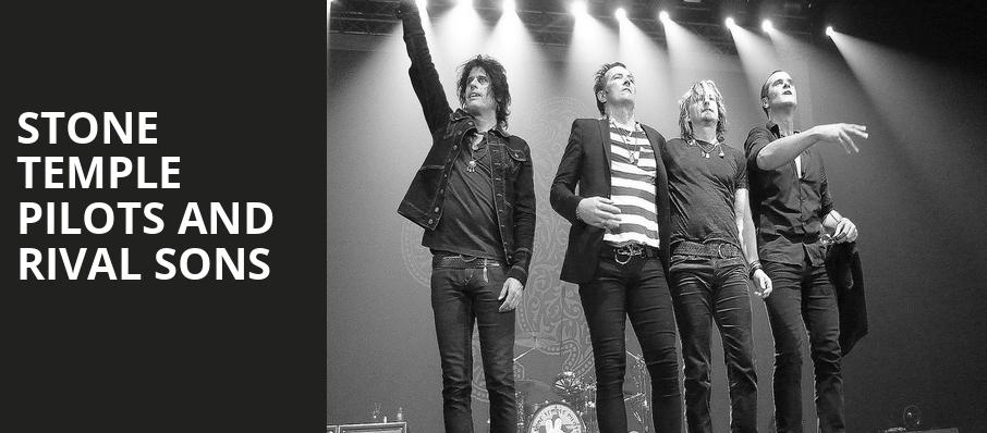 Stone Temple Pilots and Rival Sons, Amphitheater at Coney Island Boardwalk, Brooklyn